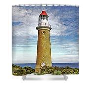 Cape Du Couedic Light House Shower Curtain