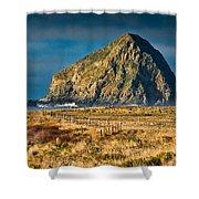 Cape Mendocino Shower Curtain