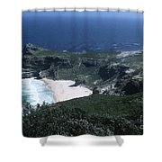 Cape Of Good Hope - Africa Shower Curtain