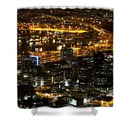 Cape Town Shower Curtain