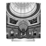 Capitol Interior Shower Curtain