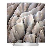 Cappadocia Rocks Shower Curtain by RicardMN Photography