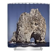 Capri Arch Shower Curtain