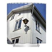 Captain's House Shower Curtain