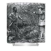 Capture Of Nat Turner, American Rebel Shower Curtain