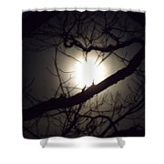 Captured By Your Heart Shower Curtain