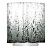 Captured  Shower Curtain