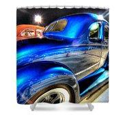Car Show 2 Shower Curtain