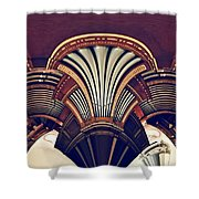 Carillonais Shower Curtain