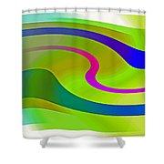Carioca Shower Curtain