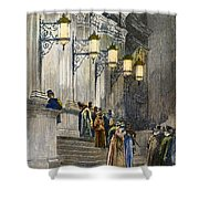 Carnegie Hall, 1891 Shower Curtain