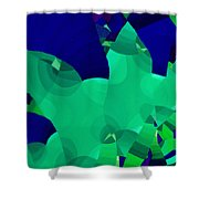 Carnivale 3 Shower Curtain