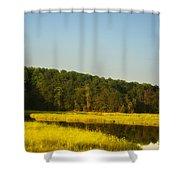 Carolina Morning Shower Curtain
