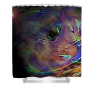 Carpeltunnell Shower Curtain