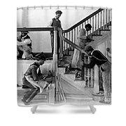 Carpenters Shower Curtain