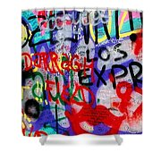 Carrickkildavnet, Achill Island, Co Shower Curtain