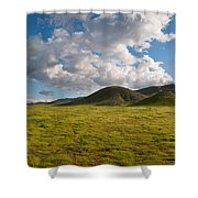 Carrizo Plain National Monument Shower Curtain