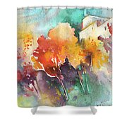 Casa De Campo 03 Shower Curtain