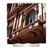 Casa Rosada Shower Curtain