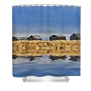 Casc8480-11 Shower Curtain