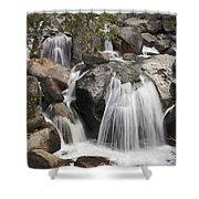 Cascade Creek Cascade Shower Curtain