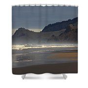 Cascade Head Shower Curtain