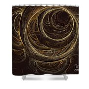Cassiopeia Shower Curtain