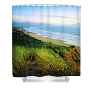 Castlegregory, Dingle Peninsula, Co Shower Curtain