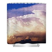 Catch The Wave Shower Curtain