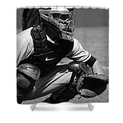 Catcher Posey Shower Curtain