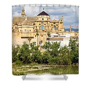 Cathedral Mosque Of Cordoba Shower Curtain