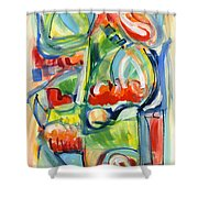 Cathedral Of The Heart Shower Curtain