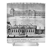 Catherine Palace, 1761 Shower Curtain