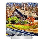 Catoctin Visitor Center Shower Curtain