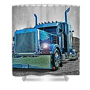 Catr0298-12 Shower Curtain