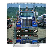 Catr0312-12 Shower Curtain