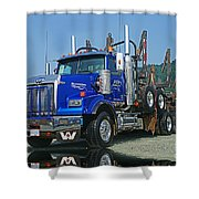 Catr0315-12 Shower Curtain