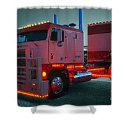 Catr0430-12 Shower Curtain