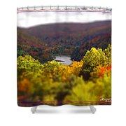Catskill Fall Shower Curtain