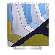 Catwalk Shower Curtain