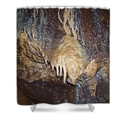 Cave Formations 31 Shower Curtain