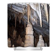 Cave Formations 44 Shower Curtain