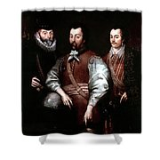 Cavendish Drake And Hawkins Shower Curtain