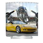 Cc 13 Shower Curtain