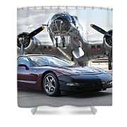 Cc 15 Shower Curtain