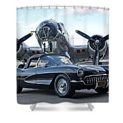Cc 23 Shower Curtain