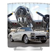 Cc 25 Shower Curtain
