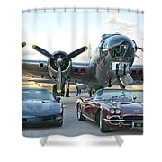 Cc 29 Shower Curtain