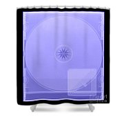 Cd With Security Device Shower Curtain