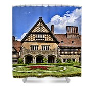 Cecilienhof Palace Berlin Germany Shower Curtain